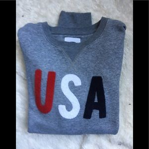Old Navy USA gray sweater L